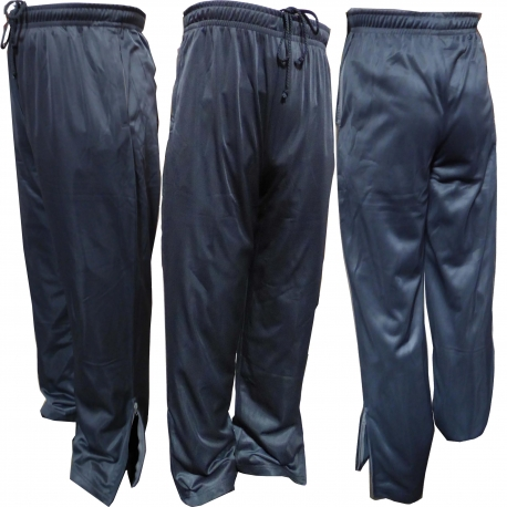 Adult Performance Sweatpants with Sides Zippers Pockets ...