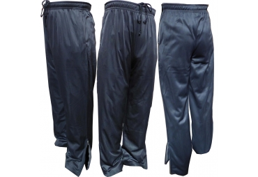 Adult Performance Sweatpants with Sides Zippers Pockets & Zippers Legs Ends