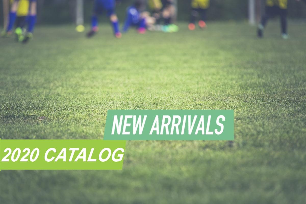 2020 New Online Catalog
